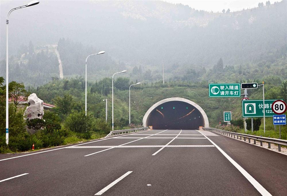 隧星隧道公路测量集成系统