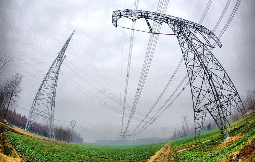 电网易输电线路激光测量系统