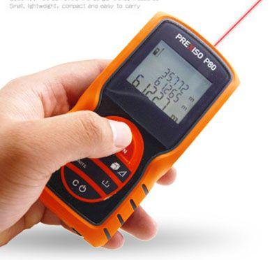 徕卡P80手持激光测距仪