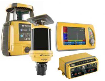 毫米级高精度3D摊铺控制系统